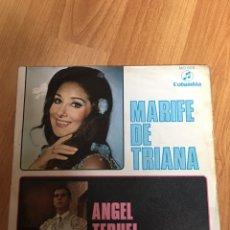 Discos de vinilo: MARIFE DE TRIANA. Lote 180221337
