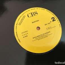 Discos de vinilo: MARTIRIO (SEVILLANAS DE LOS BLOQUES / KASSAV' (SYE BWA) MAXI ESPAÑA 1988 PROMO (B-7). Lote 180222151