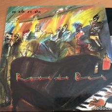 Discos de vinilo: ROVI DE BAR (DER BAR EN BAR) MAXI ESPAÑA 1986 (B-7). Lote 180222628