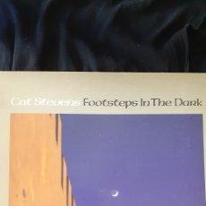 Discos de vinilo: LP. CAT STEVENS. FOOTSTEPS IN THE DARK. 1984.. Lote 180225907