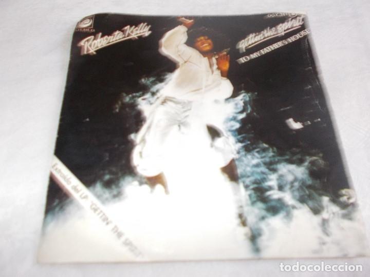 ROBERTA KELLY GETTIN' THE SPIRIT / TO MY FATHER'S HOUSE (Música - Discos - Singles Vinilo - Funk, Soul y Black Music)