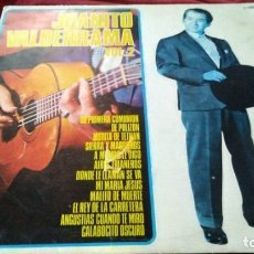 Discos de vinilo: JUANITO VALDERRAMA VOL.2 LP . Lote 180248817