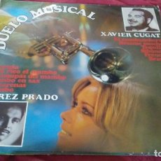 Discos de vinilo: DUELO MUSICAL LP. Lote 180249595