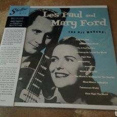 Discos de vinilo: LES PAUL & MARY FORD–THE HIT MAKERS - LP VINILO PRECINTADO. Lote 180253475