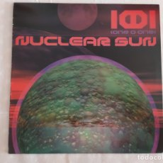 Disques de vinyle: 101 (ONE O ONE) – NUCLEAR SUN '98. Lote 180257730