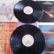 Discos de vinilo: GENIAL DOBLE LP ORIGINAL. COMPLETO.CANARIOS CICLOS.1974 ENCARTES+LIBRETO. ROCK SINFONICO PROGRESIVO. Lote 180262888