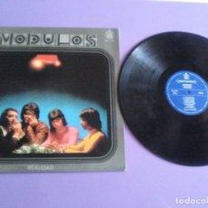 Discos de vinilo: JOYA LP. ORIGINAL. MODULOS REALIDAD LP AÑO 1970 SELLO HISPAVOX HHS 11-183. SPAIN STEREO POKORA.. Lote 180264305