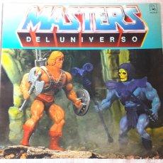Discos de vinilo: MASTERS DEL UNIVERSO (1986 EDICIONES HORUS). Lote 180264903