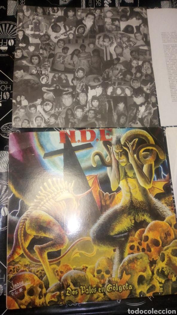 Discos de vinilo: Dos palos en golgota N D E - Foto 2 - 180268878
