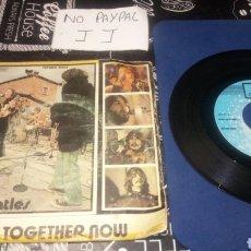 Discos de vinilo: THE BEATLES ALL TOGETHER NOW VER FOTOS ESTADO Y DESCRIPCIÓN. Lote 180269803