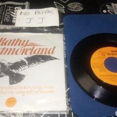 Discos de vinilo: KATHY WESTMORELAND AGE OF WOMAN RÉCORDS ELVIS PRESLEY MEMORIAL FOUNDATION INEDITO EN TC. Lote 180270027