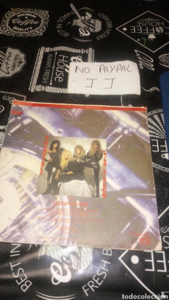 Discos de vinilo: Vixen cryin desperate edición italiana Italia inedito en tc - Foto 2 - 180271031