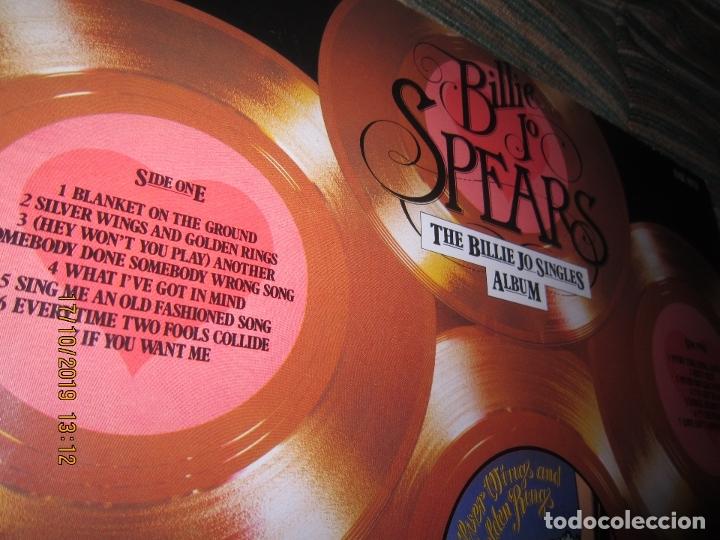 Discos de vinilo: BILLIE JO SPEARS - THE BILLIE JO SINGLES ALBUM LP - ORIGINAL INGLES - U.A. RECORDS 1979 - - Foto 4 - 180273831
