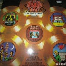 Discos de vinilo: BILLIE JO SPEARS - THE BILLIE JO SINGLES ALBUM LP - ORIGINAL INGLES - U.A. RECORDS 1979 -. Lote 180273831