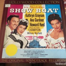 Discos de vinilo: SHOW BOAT ORIGINAL SOUNDTRACK LP 1979 (B-7). Lote 180277897