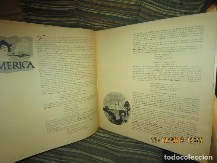 Discos de vinilo: THE MUSIC OF AMERICA 1976 - 1976 LP - ORIGINAL INGLES - GATEFOLD Y LIBRETO MUY NUEVO(5) - Foto 8 - 180277962