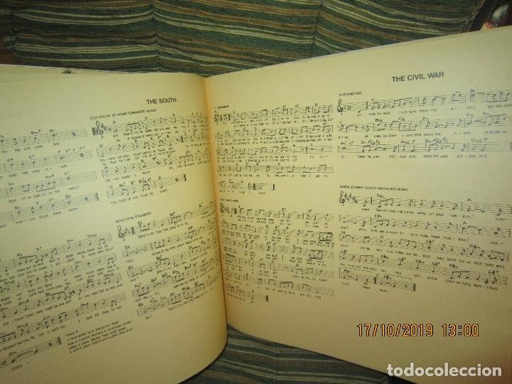 Discos de vinilo: THE MUSIC OF AMERICA 1976 - 1976 LP - ORIGINAL INGLES - GATEFOLD Y LIBRETO MUY NUEVO(5) - Foto 11 - 180277962