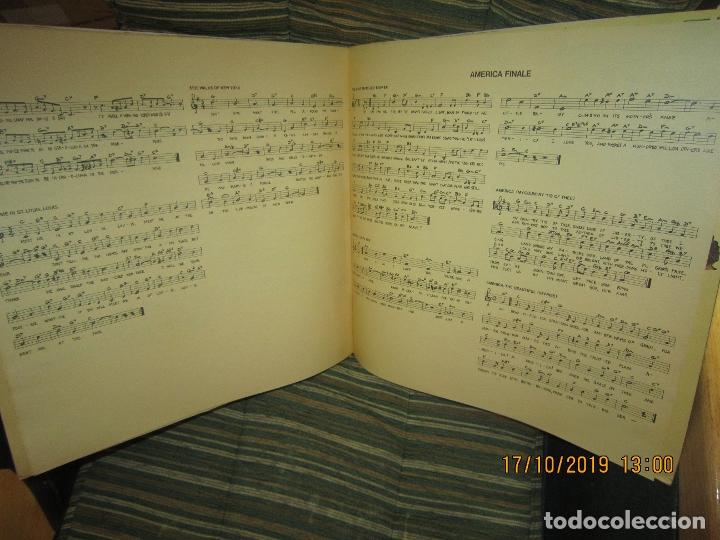 Discos de vinilo: THE MUSIC OF AMERICA 1976 - 1976 LP - ORIGINAL INGLES - GATEFOLD Y LIBRETO MUY NUEVO(5) - Foto 15 - 180277962