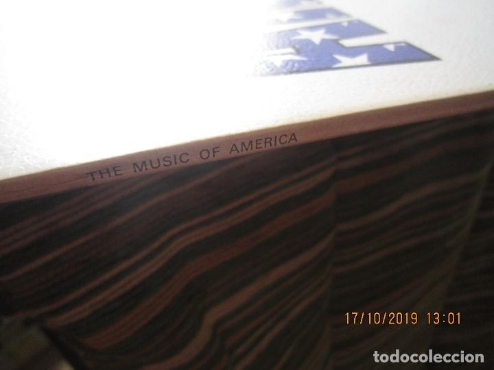 Discos de vinilo: THE MUSIC OF AMERICA 1976 - 1976 LP - ORIGINAL INGLES - GATEFOLD Y LIBRETO MUY NUEVO(5) - Foto 16 - 180277962