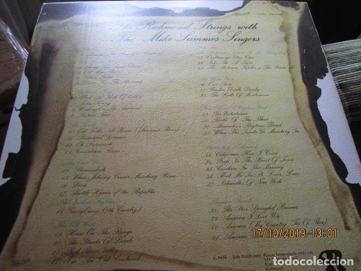 Discos de vinilo: THE MUSIC OF AMERICA 1976 - 1976 LP - ORIGINAL INGLES - GATEFOLD Y LIBRETO MUY NUEVO(5) - Foto 17 - 180277962