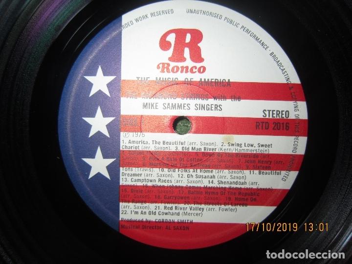 Discos de vinilo: THE MUSIC OF AMERICA 1976 - 1976 LP - ORIGINAL INGLES - GATEFOLD Y LIBRETO MUY NUEVO(5) - Foto 19 - 180277962