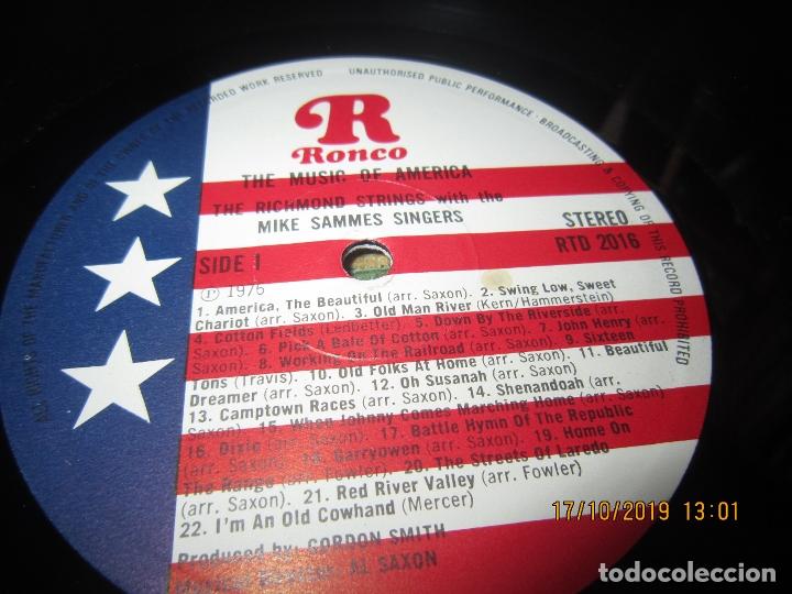 Discos de vinilo: THE MUSIC OF AMERICA 1976 - 1976 LP - ORIGINAL INGLES - GATEFOLD Y LIBRETO MUY NUEVO(5) - Foto 21 - 180277962