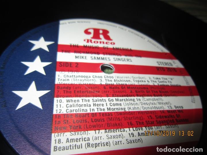 Discos de vinilo: THE MUSIC OF AMERICA 1976 - 1976 LP - ORIGINAL INGLES - GATEFOLD Y LIBRETO MUY NUEVO(5) - Foto 22 - 180277962
