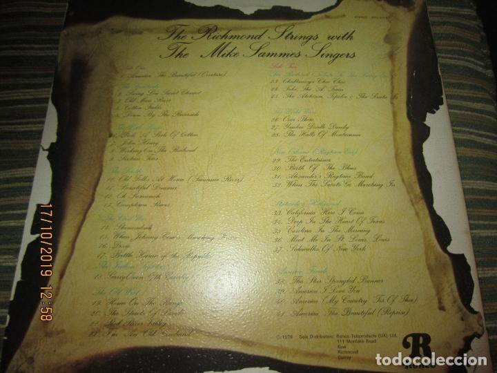 Discos de vinilo: THE MUSIC OF AMERICA 1976 - 1976 LP - ORIGINAL INGLES - GATEFOLD Y LIBRETO MUY NUEVO(5) - Foto 25 - 180277962