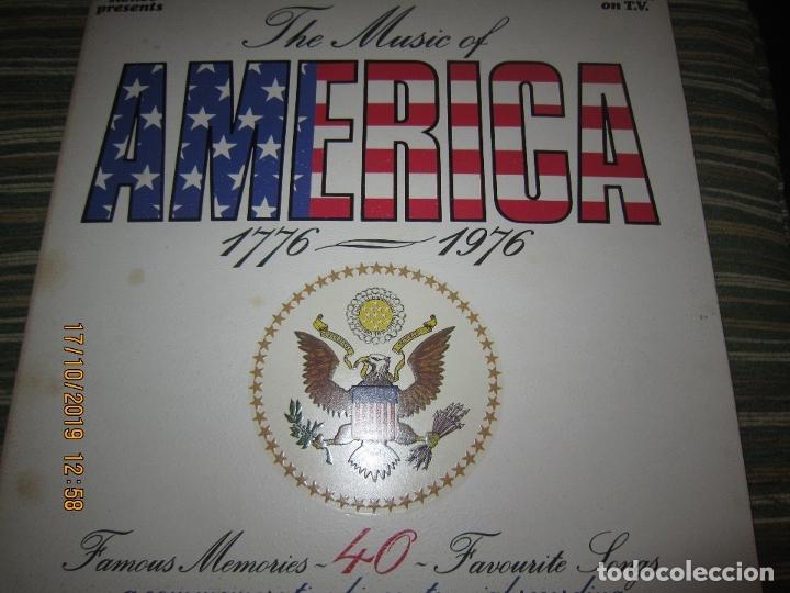 Discos de vinilo: THE MUSIC OF AMERICA 1976 - 1976 LP - ORIGINAL INGLES - GATEFOLD Y LIBRETO MUY NUEVO(5) - Foto 26 - 180277962