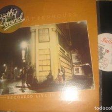 Discos de vinilo: THE BOTHY BAND RECORDED LIVE IN PARIS (MULLICAN-1978)OG IRLAND MONSTER FOLK. Lote 180281093
