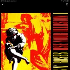 Discos de vinilo: GUNS N' ROSES - USE YOUR ILLUSION (2 LP). Lote 180281250