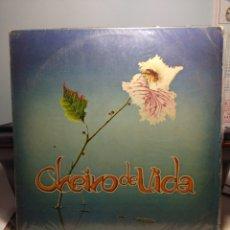 Discos de vinilo: LP CHEIRO DE VIDA ( GRUPO JAZZ ROCK BRASILEÑO ). Lote 180281431