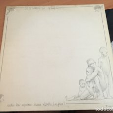Discos de vinilo: GLUTAMATO YE-YE (TODOS LOS NEGRITOS TIENEN HAMBRE Y FRIO) LP 1984 ESPAÑA (B-7). Lote 180282067