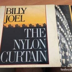 Discos de vinilo: BILLY JOEL (THE NYLON CURTAIN) LP 1982 ESPAÑA PROMO (B-7). Lote 180282465