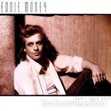 Discos de vinilo: EDDIE MONEY - CAN'T HOLD BACK. Lote 180283961