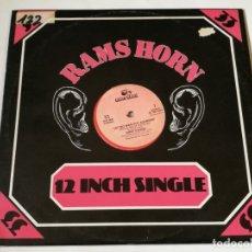 Discos de vinilo: FIRST CHOISE - LET NO MAN PUT ASUNDER - 1987. Lote 180284485