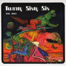 Discos de vinilo: TWENTY SIXTY SIX AND THEN - REFLECTIONS ON THE FUTURE. Lote 180288258