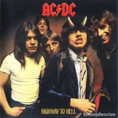 Discos de vinilo: AC/DC - HIGHWAY TO HELL. Lote 180288287