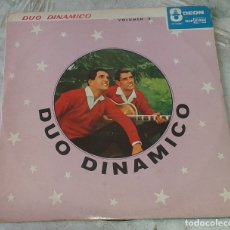 Discos de vinilo: DÚO DINÁMICO VOL.3: NOCHE DE MOSCÚ + 11 (ODEÓN VENEZUELA 1963). Lote 180296397