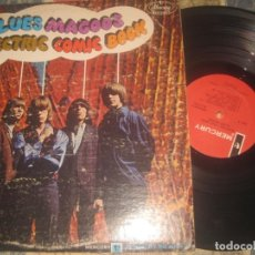 Discos de vinilo: THE BLUES MAGOOS - ELECTRIC COMIC BOOK - MONO (MERCURY-1967) OG USA CLASIC GARAGE USA 53 AÑOS. Lote 180324930