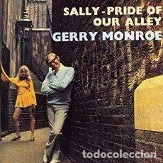 Discos de vinilo: GERRY MONROE – SALLY - MY PRAYER. Lote 180329088