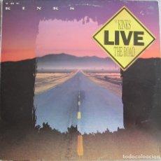 Discos de vinilo: KINKS, THE: LIVE - THE ROAD.. Lote 180329278