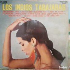 Discos de vinilo: *** LOS INDIOS TABAJARAS - LP 1967 - LEER DESCRIPCIÓN. Lote 180331731