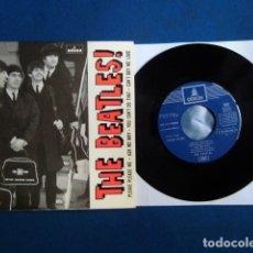 Discos de vinilo: BEATLES SINGLE EP CAMBIO REFERENCIA EXCELENTE ESTADO EMI ODEON ESPAÑA ORIGINAL EPOCA. Lote 180333030