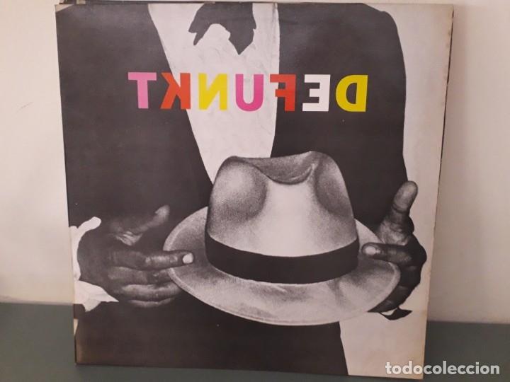 DEFUNKT (Música - Discos - LP Vinilo - Funk, Soul y Black Music)