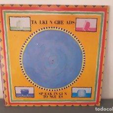 Discos de vinilo: TALKING HEADS - SPEAKING IN TONGUES. Lote 180391761