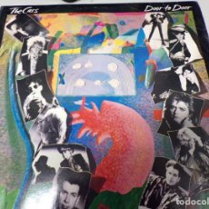 Discos de vinilo: THE CARS DOOR TO DOOR LP 1987 ELEKTRA EDICION AMERICANA USA. Lote 180392792