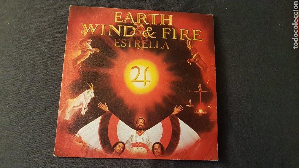 EARTH WIND & FIRE..ESTRELLA (Música - Discos - Singles Vinilo - Funk, Soul y Black Music)