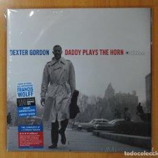 Discos de vinilo: DEXTER GORDON - DADDY PLAYS THE HORN - LP. Lote 180395852