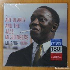 Discos de vinilo: ART BLAKEY AND THE JAZZ MESSENGERS - MOANIN - LP. Lote 180396138